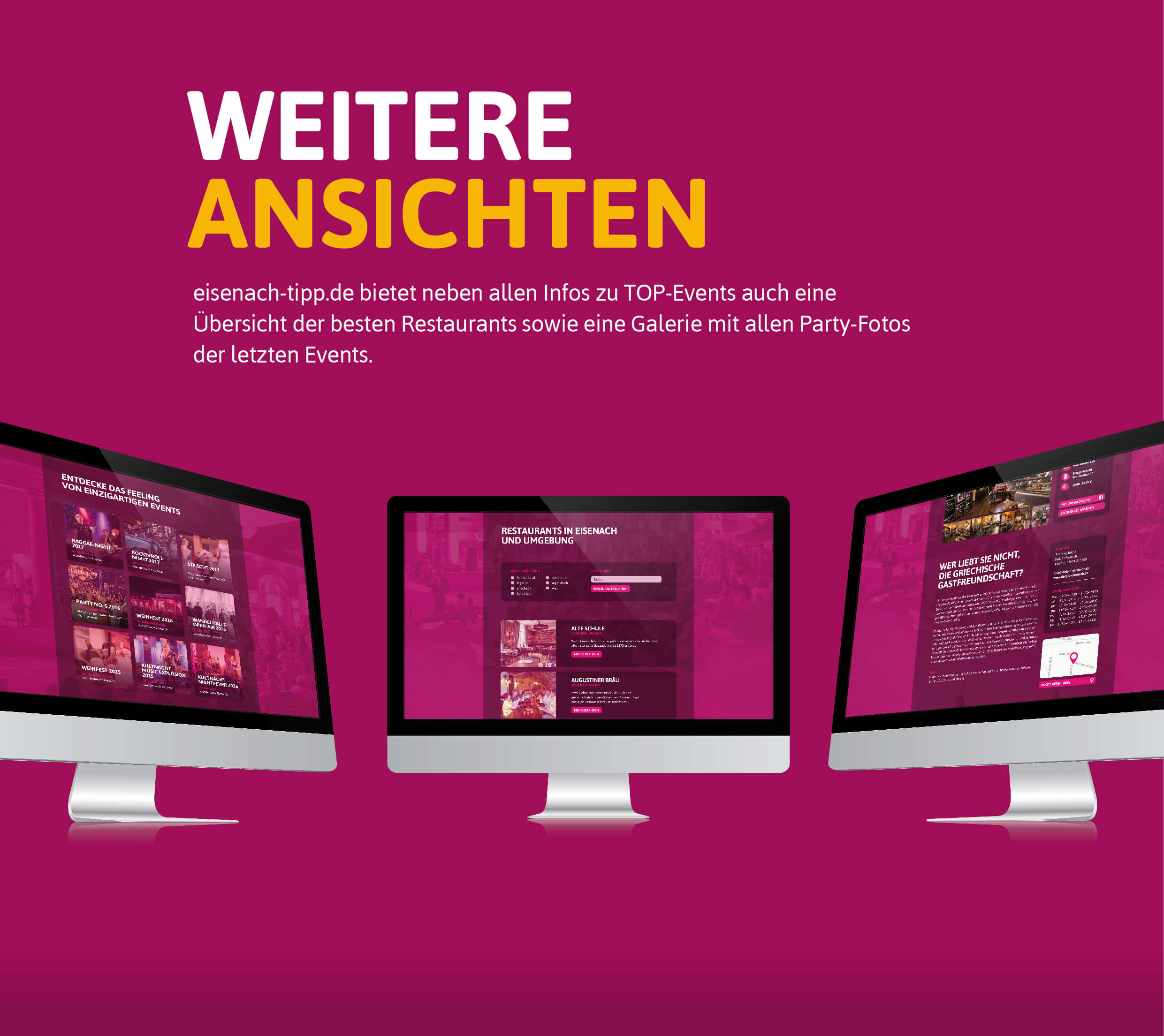 Website eisenach-tipp